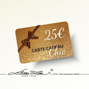 CarteCadeauChic_25 euros_ElizaLutz