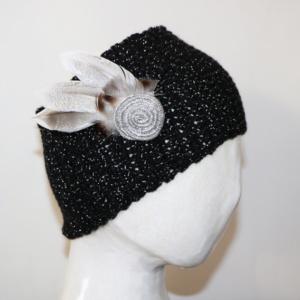 Crochet_Bandeau_Noir Paillettes_02_ElizaLutz